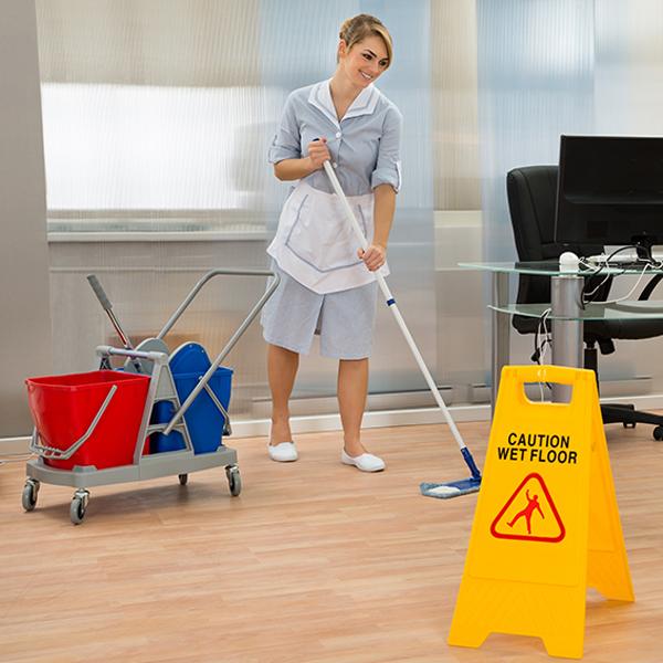 CORSO E2: La sicurezza nelle imprese di pulizie